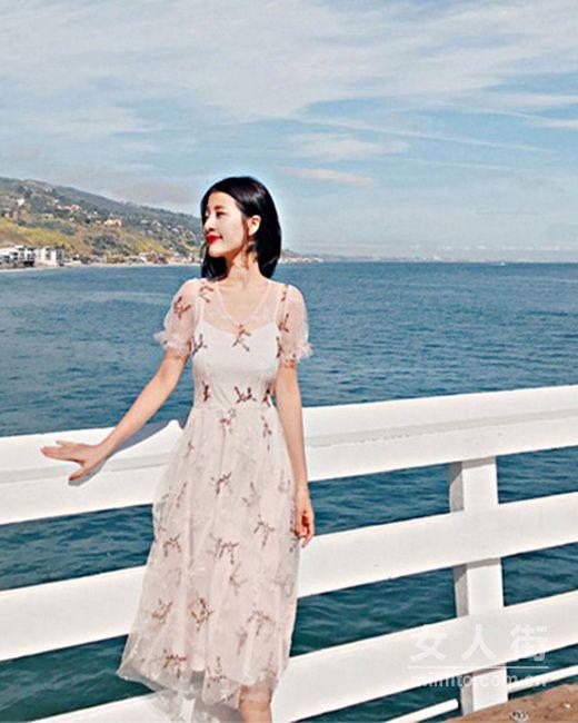 盘点韩国妹子的时尚穿搭,美美过夏天